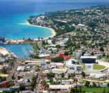 Bridgetown: capital de Barbados