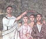 Davi sendo consagrado pelo profeta Samuel
