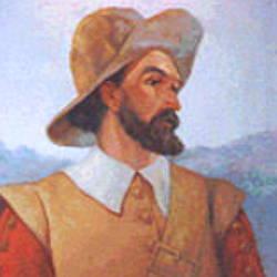 Retrato do bandeirante Antônio Raposo Tavares
