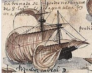 Caravela de Cabral