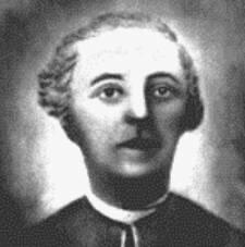 Retrato de Cláudio Manuel da Costa, poeta do Arcadismo
