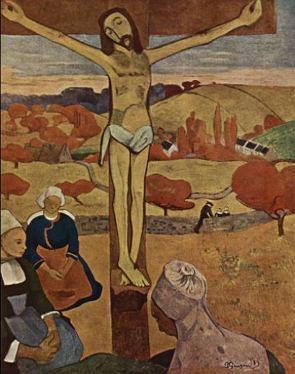 O Cristo Amarelo, obra de Paul Gauguin