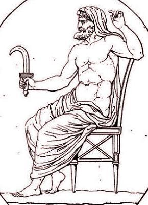 Cronos - deus grego da mitologia grega - Sua Pesquisa