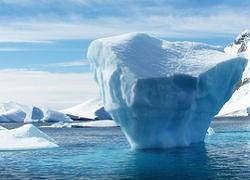 Iceberg da Antártida (Polo Sul)