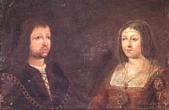 Fernando de Aragão e Isabel de Castela, os reis católicos da Espanha