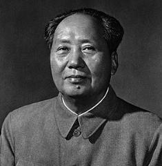 Foto do líder chinês Mao Tse-tung