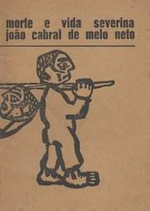 Capa do livro Morte e Vida Severina