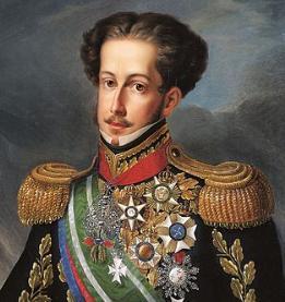 Retrato de Dom Pedro I do Brasil