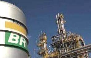 Petrobras, campo de extração de petróleo
