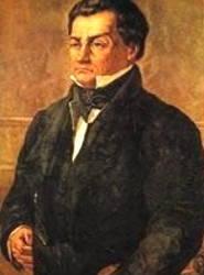 Retrato de Diogo Feijó, regente do Brasil