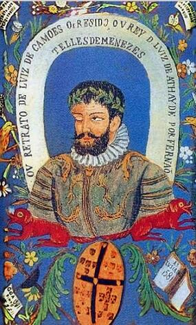 Retrato de Luis de Camões