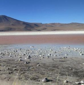 Salar de Atacama no Chile