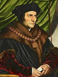 Retrato de Thomas More